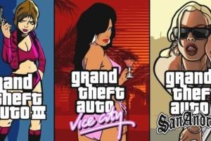 GTA三部曲已在Steam等停售:应发行商请求